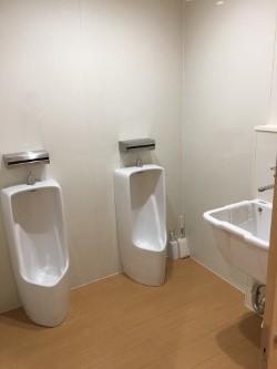 【バリアフリー化トイレ2】